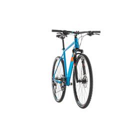 Cube Cross Pro hybride fiets blauw